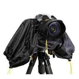 天天網單眼相機防風罩 防水罩 防雨套 單眼雨衣 防風沙 佳能中焦相機 相機防雨罩(0600