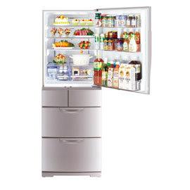 ★牌面品★MITSUBISHI 三菱 520公升變頻五門電冰箱 MR-BX52W / MRBX52W **免運費+基本安裝+舊機回收**
