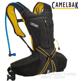【美國 Camelbak】Octane XCT 3L+3L 專業超輕量多功能水袋背包.運動背包(附3L水袋) / 適自行車.越野跑步.登山健行 / CB61906 黑