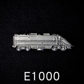 ~TRC╱ ~台鐵~E1000推拉式自強號~火車金屬模型文鎮╱ ╱復古 ╱鐵道迷辦公神器╱