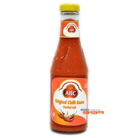 【吉嘉食品】印尼進口 ABC辣椒醬(335ml) 1瓶50元,印尼泡麵調味最佳{0711844120013:1}