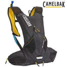 【美國 Camelbak】Octane LR 5.5L+2L 專業超輕量多功能水袋背包.運動背包(附2L腰部水袋) / 適自行車.越野跑步/ CB61900 黑(缺貨中)