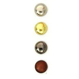 素面眼球型燙片CH010~4mm^#B01~05