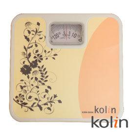 Kolin歌林 復古花草機械式體重計 KWN~SH04
