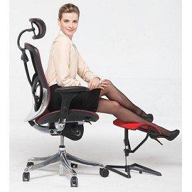 Brant 131 R 豪華版~Martex 美製網~  HAWJOU 豪優 人體工學椅