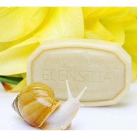 本週 ^! 韓國ELENSILIA 蝸牛美膚潔顏皂^(2入一盒^)