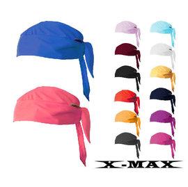 ^~排汗王^~X~MAX^~買2送1^~ 製^~礦石涼感纖維 小帽  海盜帽  頭巾 頭巾
