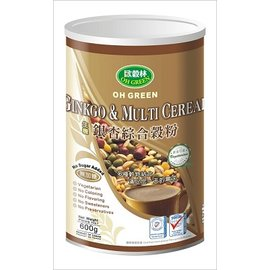 ^~ ^~ 歐穀林 ~銀杏綜合穀粉~以銀杏為主題,添加23種穀物,營養更為豐富~ 純素、無
