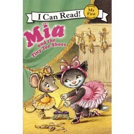〈An I Can Read系列:My First 〉Mia and Tiny Toe S