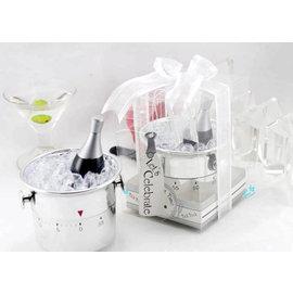 創意香檳酒冰桶計時器  ◇/廚房計時器 婚禮禮品/婚禮小物
