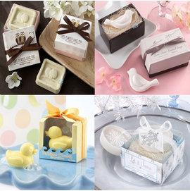 手工香皂迷你禮盒~適合婚禮小物、各式活動贈品! 超夯黃小鴨、情侶鳥、愛心、黃色小鴨