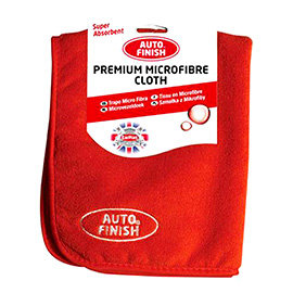 Auto Finish皇家Premium Microfibre Cloth超細纖維吸水布
