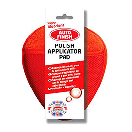 Auto Finish皇家Premium Microfibre Applicator超細纖