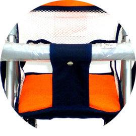透氣布可推式機車椅座布-320