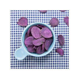 ^~ 五桔國際 ^~ ~幸福紫地瓜片~190g ~ 蔬菜脆片 紫心地瓜 乾燥蔬菜系列