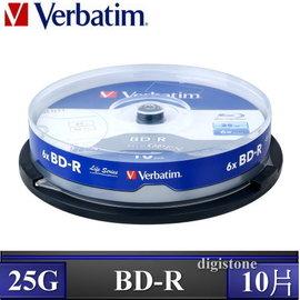 ◆加碼贈三菱CD筆!!免 ◆威寶 Verbatim Life 藍光 BD~R 6X 25G