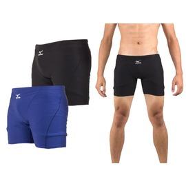 MIZUNO BASIC 男泳褲(四角 平口 游泳 免運 美津濃【04420020】≡排汗專家≡
