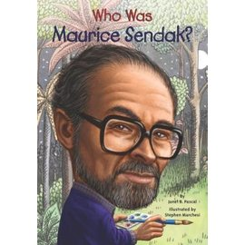 Who Was Maurice Sendak 莫里斯˙桑達克