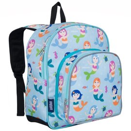 ~Love BBB~美國 Wildkin 40081 小美人魚 入學點心背包 幼稚園 上學