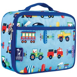 ~Love BBB~美國 Wildkin 33079 交通工具大集合 午餐袋 便當袋 點心