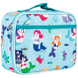 ~Love BBB~美國 Wildkin 33081 小美人魚 保冰保溫午餐袋 便當袋 點