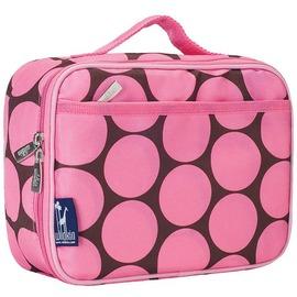 ~Love BBB~美國 Wildkin 33085 粉紅圓點 保冰保溫午餐袋 便當袋