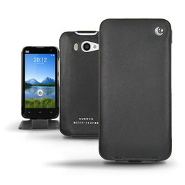Xiaomi 小米機 MI-2S 小米手機 2S 手工訂製  法國NOREVE頂級手機皮套  小米2S皮套 腰掛皮套  保護套 手機套  推薦