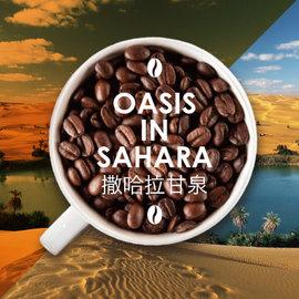 生態綠 特調撒哈拉甘泉咖啡豆 250g