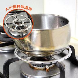 ~白鐵萬用子母爐架~1組 2入 隔熱架 白鐵爐架 瓦斯爐架 隔熱墊 廚房用品 KA~058