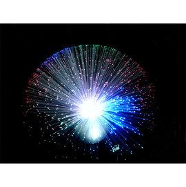 七彩變色閃光 光纖幽浮燈 ◇/裝飾氣氛燈/小夜燈/婚禮小物