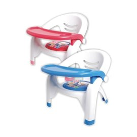 PUKU藍色企鵝 餐盤兒童椅(P30312)   *會發出嗶嗶聲唷~~*