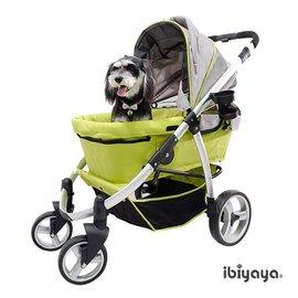 ~ 價5580元~IBIYAYA依比呀呀寵物推車~IBBI頭等艙~綠色FS1202~G