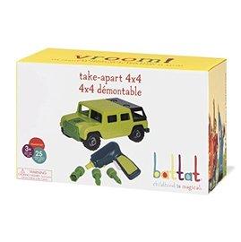 【紫貝殼】『CGA08-3』【美國B.Toys感統玩具】悍馬車 Battat系列【店面經營/可預約看貨】