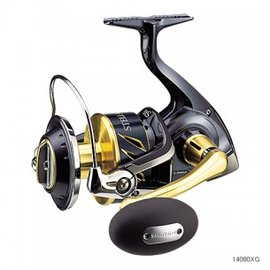 ◎百有釣具◎SHIMANO STELLA SW 紡車型捲線器 (黑寶) 規格30000型 ~「剛性」與「滑順」的完美結合