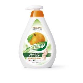 橘子工坊洗碗精罐裝 一般 500ml 綠
