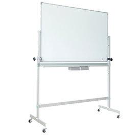 ~磁性白板~高密度單面磁性白板 迴轉架 ^(3尺×4尺^)