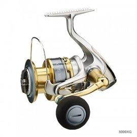 ◎百有釣具◎SHIMANO   BIOMASTER   SW 5000XG/ 5000PG/  捲線器~ 齒輪採用「冷間鍛造的超鋁合金齒輪」
