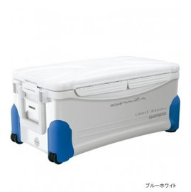 ◎百有釣具◎日本製SHIMANO LC-035J 冰箱