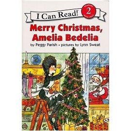 ~老麥外文~〈小熊媽 書單〉MERRY CHRISTMAS AMELIA BEDELIA