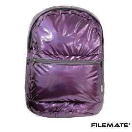 ~SALE~FileMate 防水16吋 筆電空氣後背包~羅蘭紫