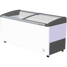 德國 利勃 483L 弧型玻璃推拉冷凍櫃 EFI~4803