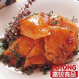 ~富統食品~照燒燻雞腿排^(1KG 包;約14塊^)