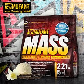 小包裝加拿大PVL Mutant Mass 高蛋白 惡魔專利熱量10項全能乳清蛋白 香草冰