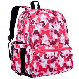 ~Love BBB~ 美國 Wildkin 57601 粉紅迷彩 美式書包 後背包 背包