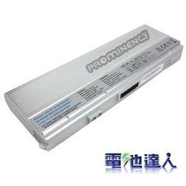 電池 Asus U6 N20長效電池^(9cells 6600mAh 銀^)