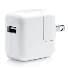 【10W 2.1A 】For Apple iphone5/ipod/ipad mini USB 2000mAh 10W USB 充電器/電源供應器/轉接器-副廠