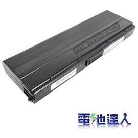 電池 Asus U6 N20長效電池^(9cells 6600mAh 黑^)