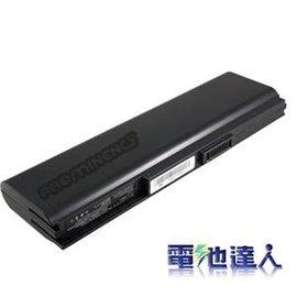 電池 Asus U1 U2 U3 N10超長效電池^(9cells 6600mAh 黑^)
