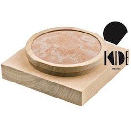 芬兰绿色奢华钻石矿物彩妆─KIDE KU 钻石矿物粉底