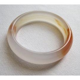 天然瑪瑙手鐲^#0231 57mm